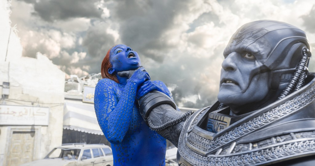 Oscar Isaac, Jennifer Lawrence