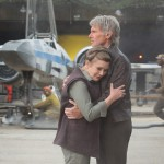 Carrie Fisher, Harrison Ford