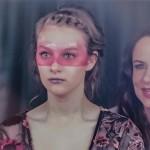 Aubrey Peeples, Juliette Lewis