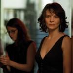 Juliette Binoche, Kristen Stewart