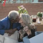 Morgan Freeman, Diane Keaton