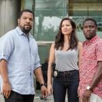 Kevin Hart, Olivia Munn, O'Shea 'Ice Cube' Jackson