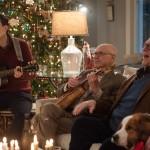 Ed Helms, John Goodman, Alan Alda
