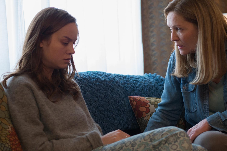 Brie Larson, Joan Allen