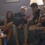 Zac Efron, Robert De Niro, Aubrey Plaza