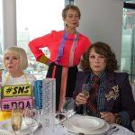 Jane Horrocks, Celia Imrie, Jennifer Saunders