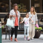 Jennifer Garner, Queen Latifah