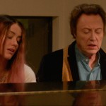 Amber Heard, Christopher Walken