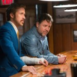 Ryan Gosling, Russell Crowe