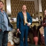 Angourie Rice, Ryan Gosling, Russell Crowe