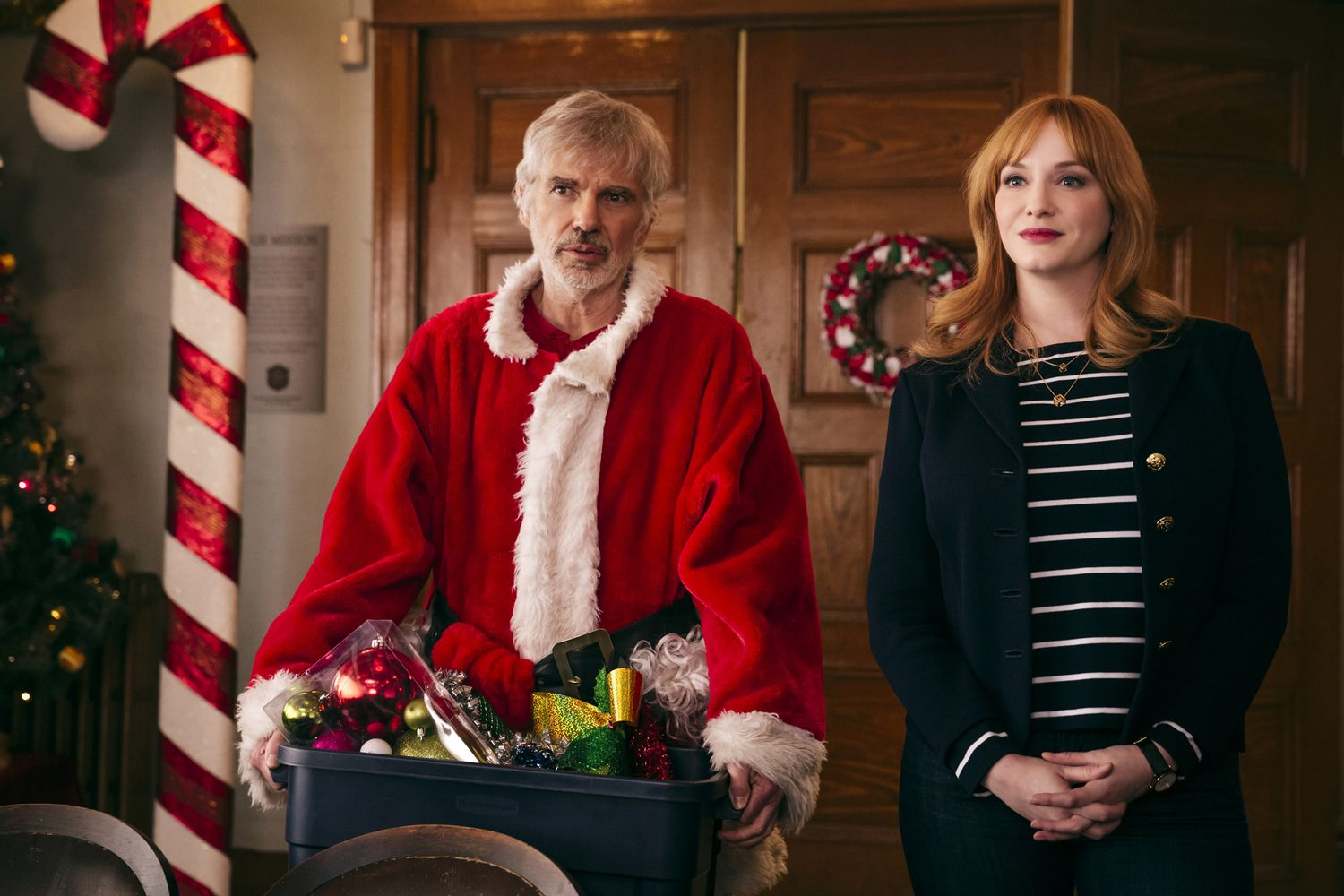 Billy Bob Thornton, Christina Hendricks