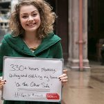 It's Way Past My Bed Time: A Conversation with Multi-Talented #GetItRight Campaign Ambassador Carrie Hope Fletcher
