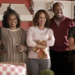 Danny Glover, Gabrielle Union, Mo'Nique Imes-Jackson, Nicole Ari Parker