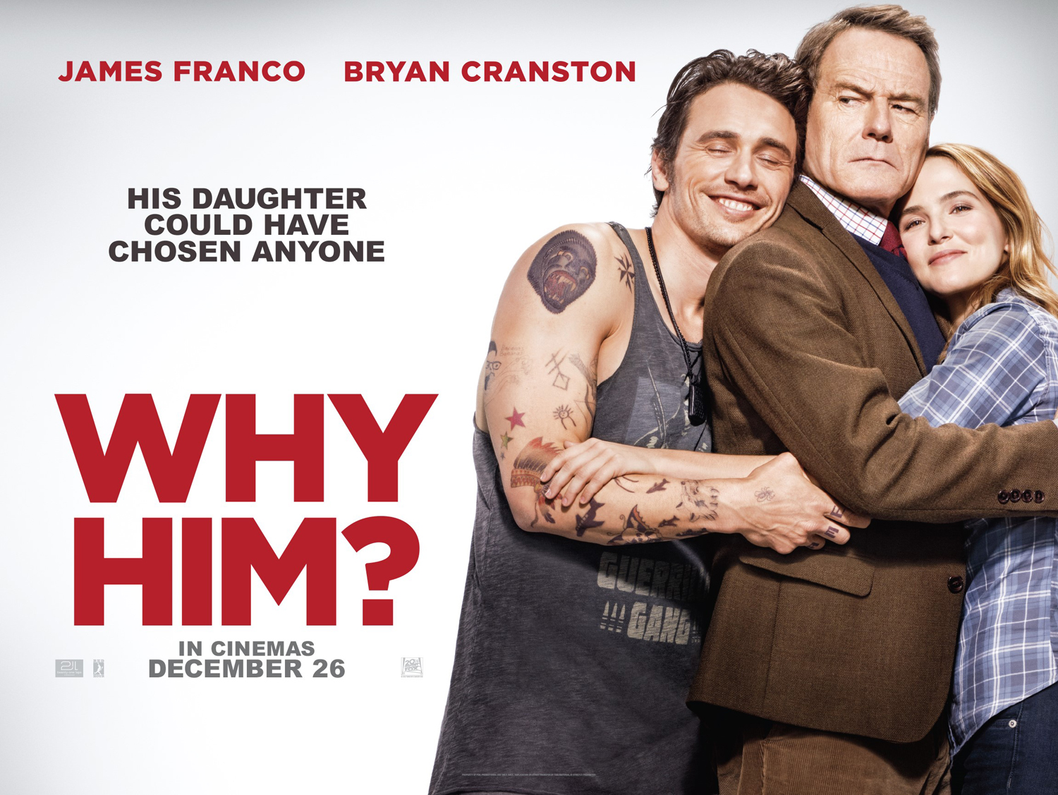Why Him? | The Fan Car...