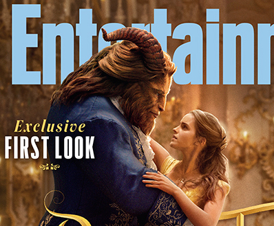 Coming To Cinemas Next March Entertainment Weekly Have Unveiled The First Look Of BEAUTY AND THE BEAST Featuring Emma Watson As Belle And Dan Stevens