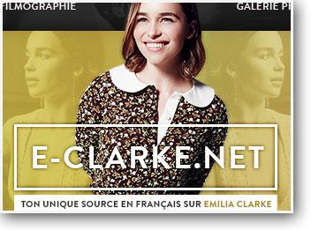 emilia clarke fansite