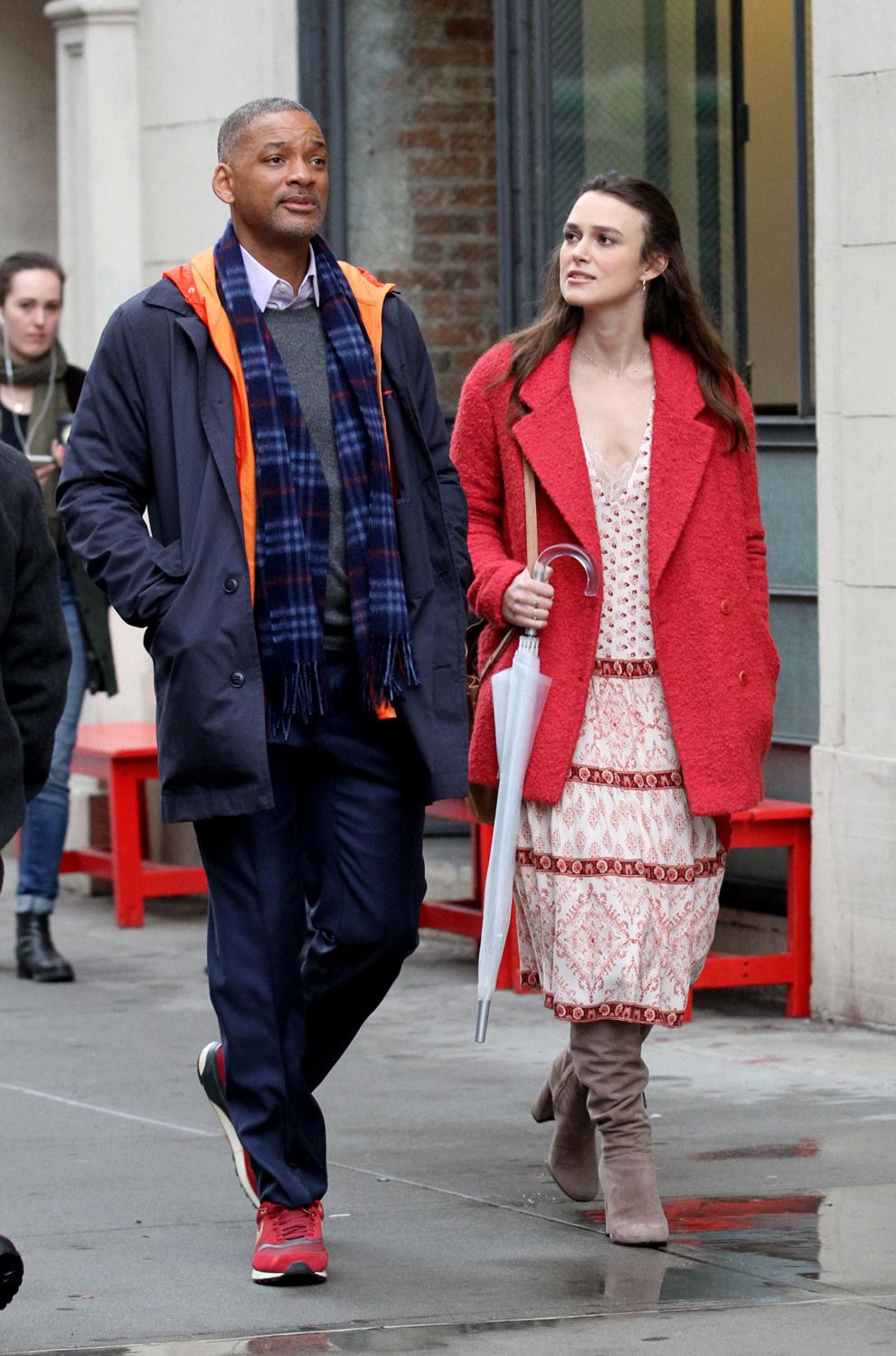 Will Smith, Keira Knightley