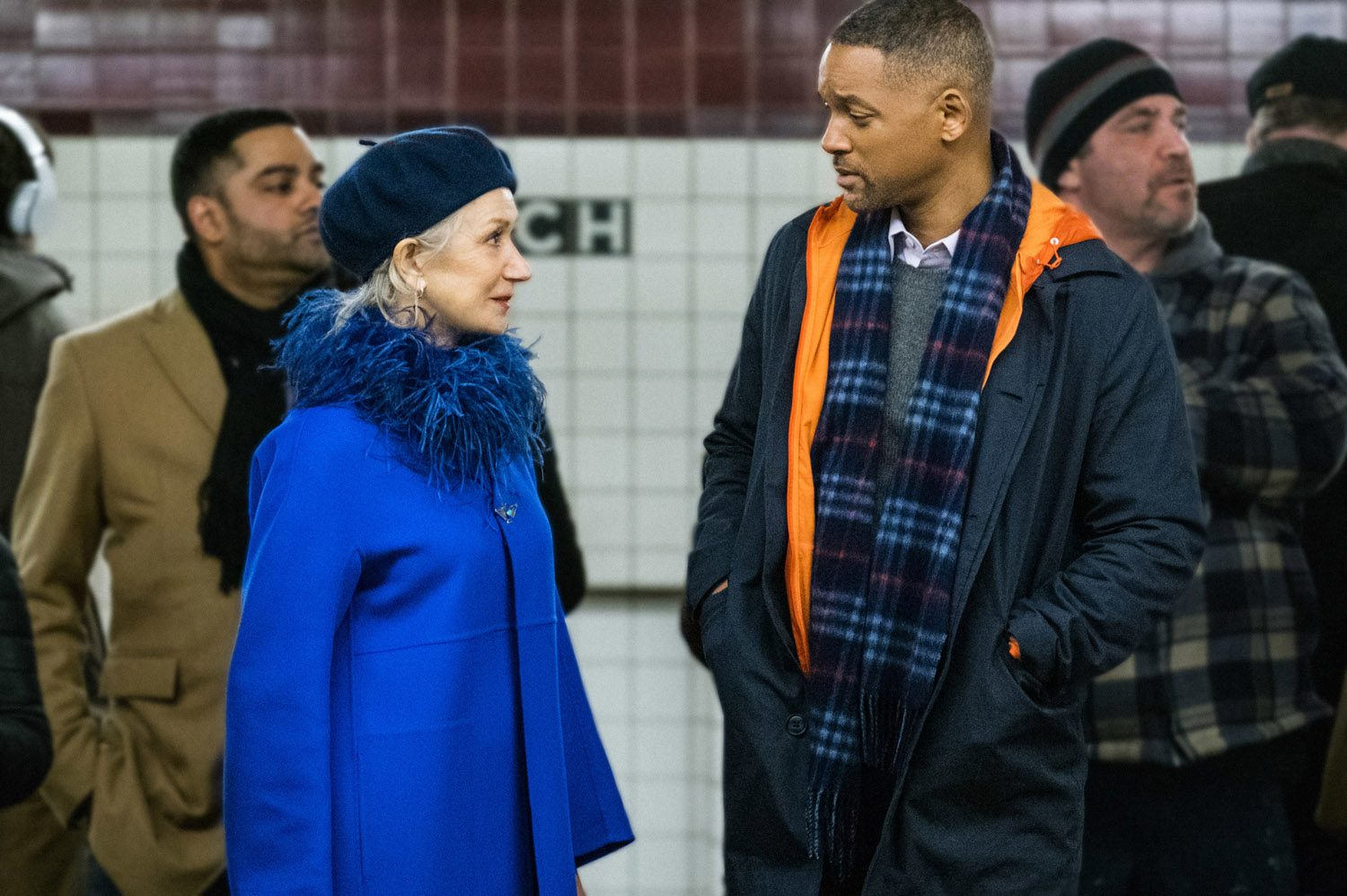 Will Smith, Helen Mirren