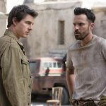 Tom Cruise, Jake Johnson