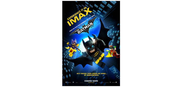 He's Taking Them Under His Wing... Of Awesomeness! IMAX unveil ...