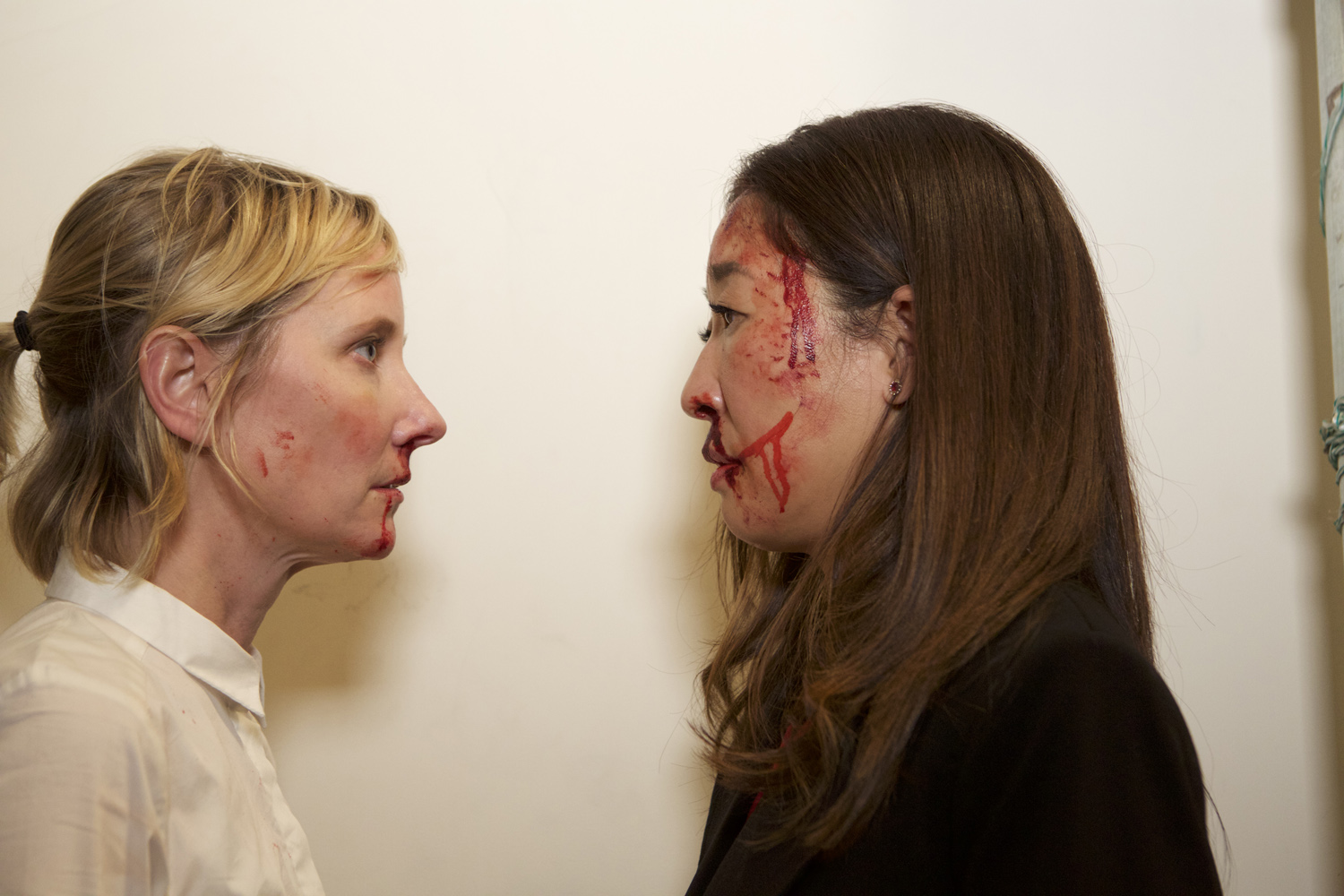 Anne Heche, Sandra Oh