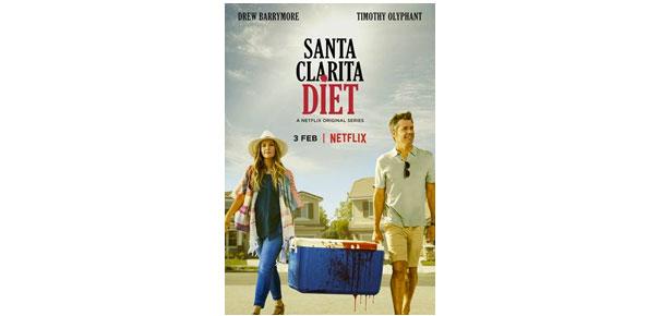 santa clarita diet trailer