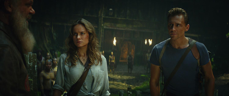 Tom Hiddleston, Brie Larson