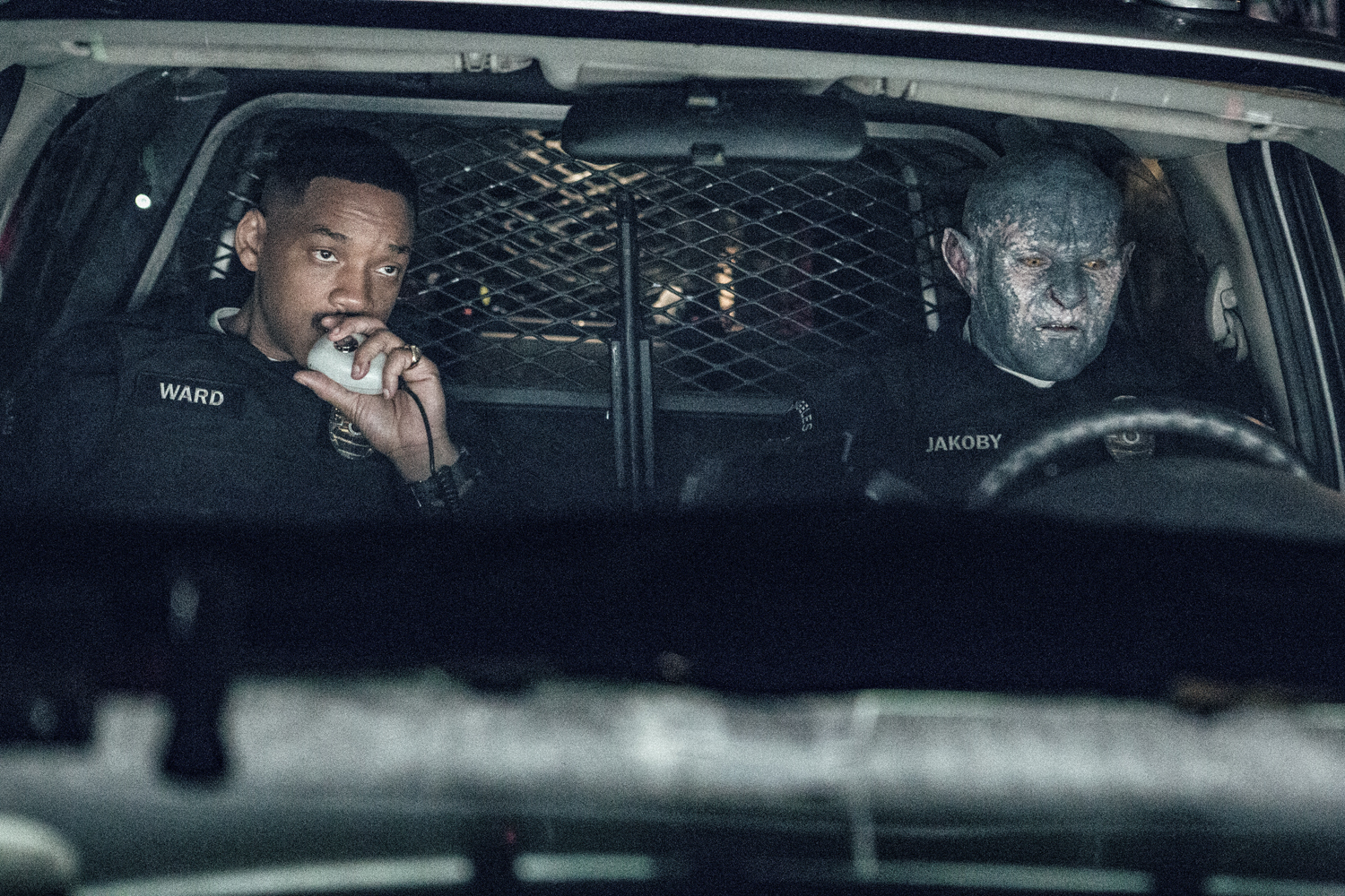 Will Smith, Joel Edgerton
