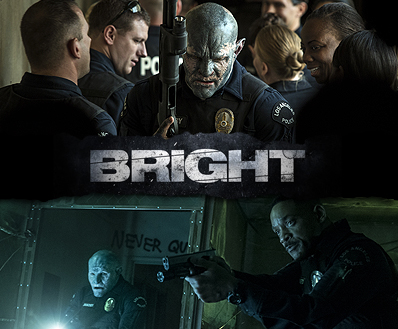 BRIGHT Official Trailer #3 (2017)
