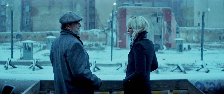 Charlize Theron, John Goodman