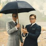 Taron Egerton, Colin Firth