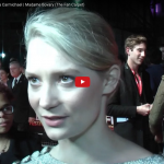 BFI LFF Gala: Mia Wasikowska, Laura Carmichael   Madame Bovary