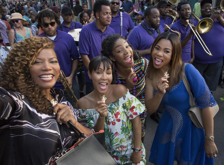 Regina Hall, Queen Latifah, Jada Pinkett-Smith