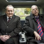 Timothy Spall, Colm Meaney