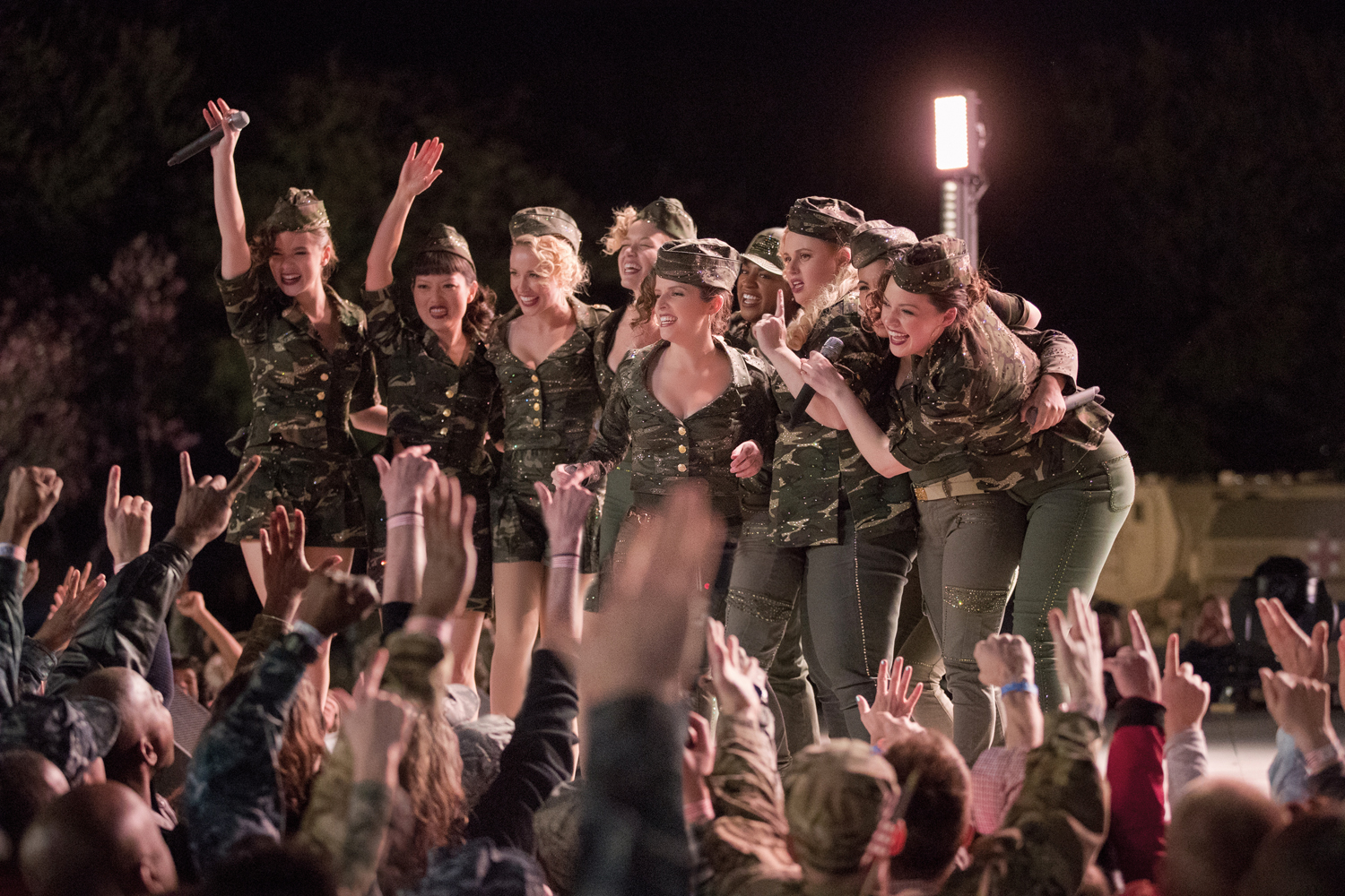 'Pitch Perfect 3' Trailer: Bellas Reunite to Compete Against Real Musicians