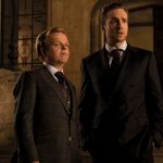 Toby Jones, Rafe Spall
