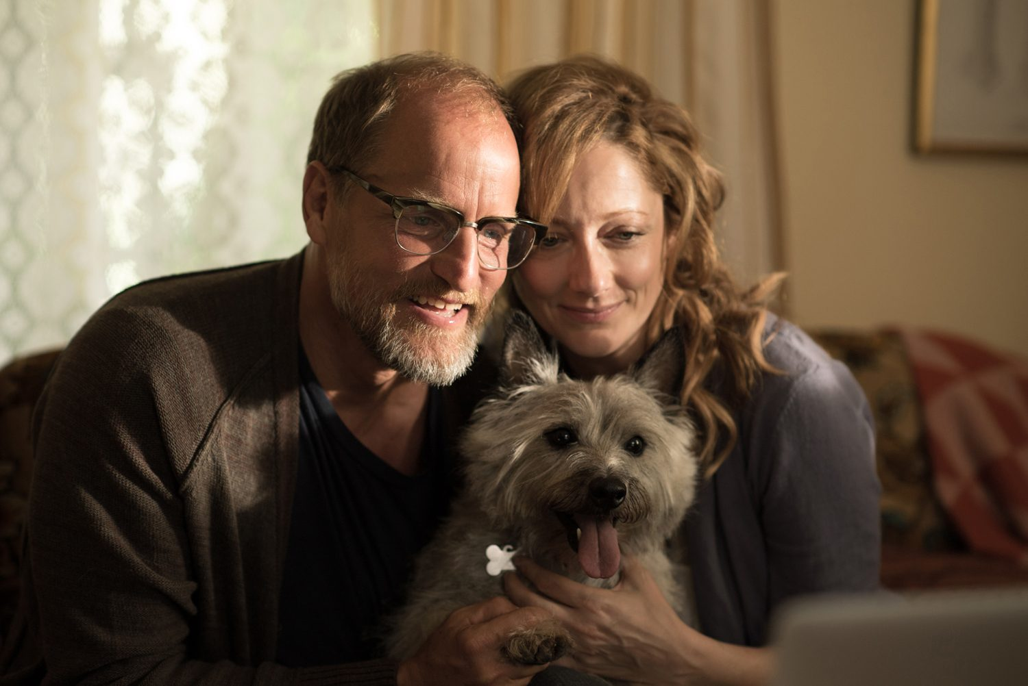 Judy Greer, Woody Harrelson