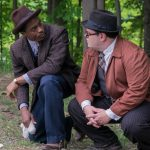 Chadwick Boseman, Josh Gad