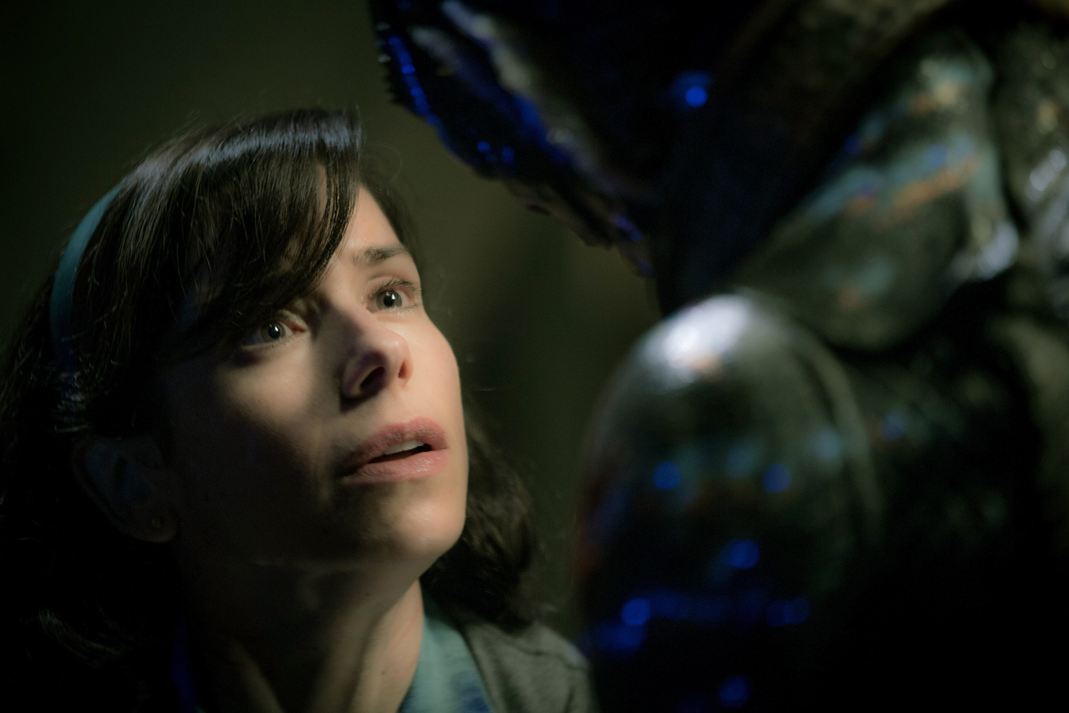 Sally Hawkins, Doug Jones