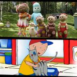 DHX MEDIA And Amazon Prime Video Strike Their Largest Deal To Date For Kids' Content including IN THE NIGHT GARDEN