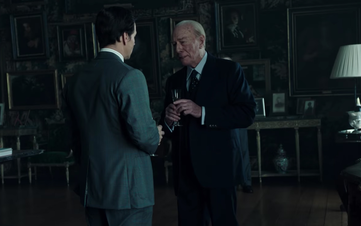 Christopher Plummer, Mark Wahlberg