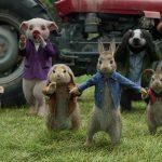 Daisy Ridley, James Corden, Sam Neill, Margot Robbie, Elizabeth Debicki