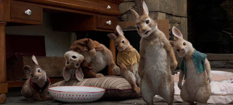 Daisy Ridley, James Corden, Margot Robbie, Elizabeth Debicki