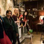 Sandra Bullock, Helena Bonham Carter, Cate Blanchett, Anne Hathaway, Sarah Paulson, Mindy Kaling
