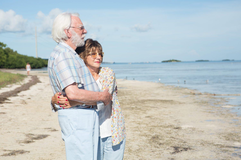 Donald Sutherland, Helen Mirren