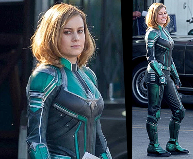 captain marvel actrice 2019