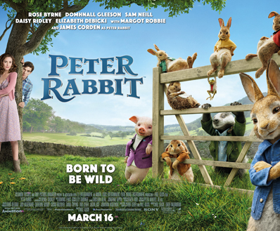 Where can i meet peter rabbit