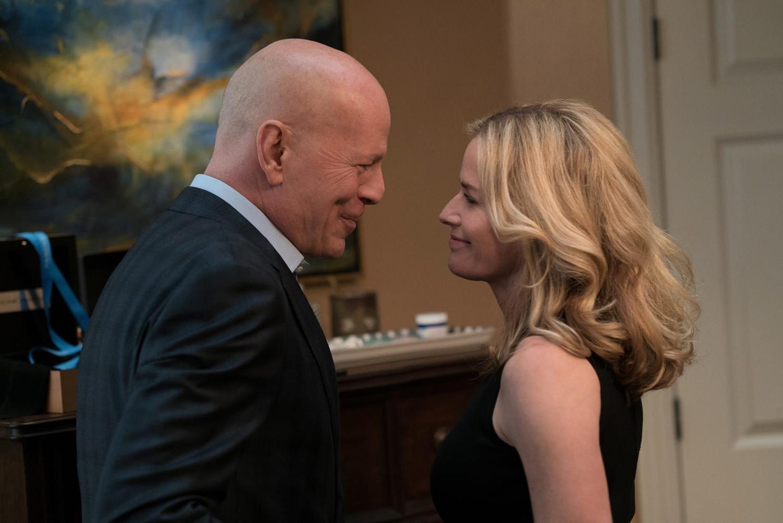 Bruce Willis, Elisabeth Shue