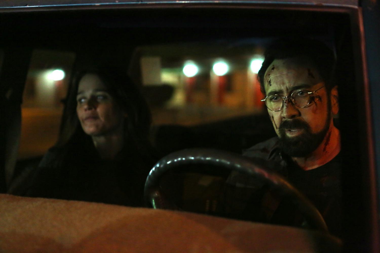 Nicolas Cage, Robin Tunney