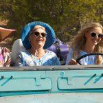 Amanda Seyfried, Julie Walters, Christine Baranski